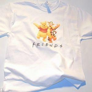 🆕Winnie the Pooh friends t-shirt